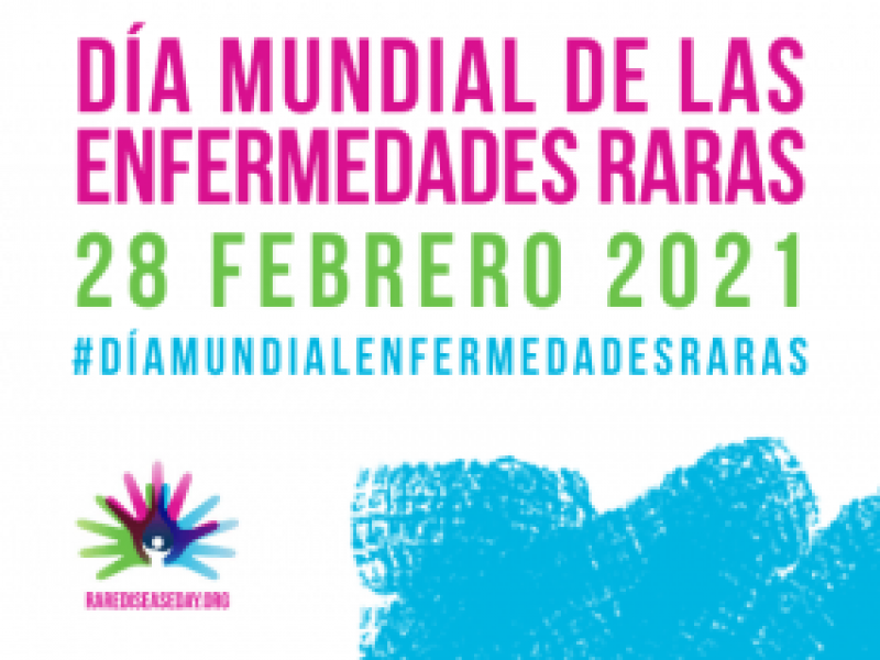 28 de febrero, día mundial de las enfermedades raras