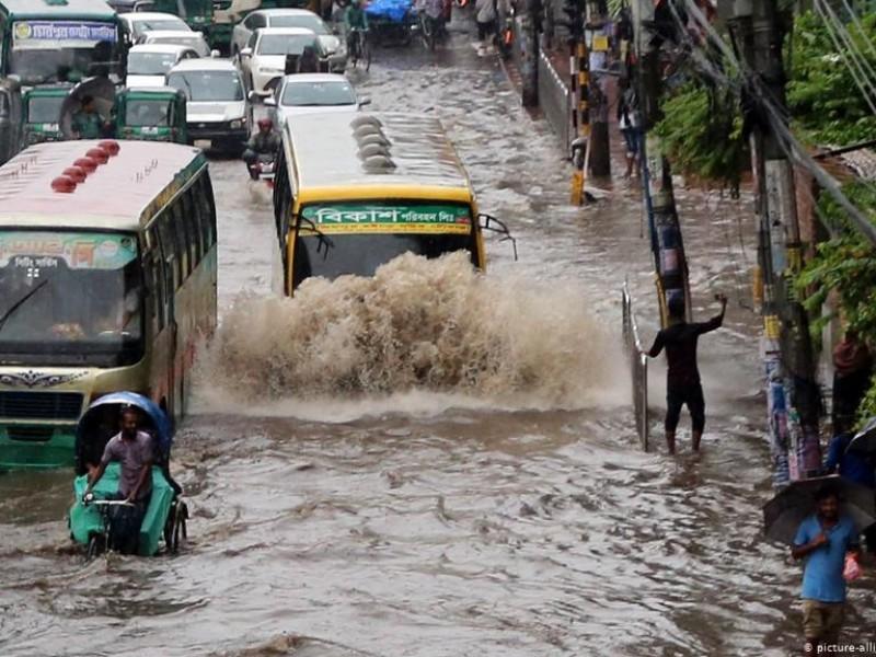 28 muertos por lluvias, inundaciones y aludes en India
