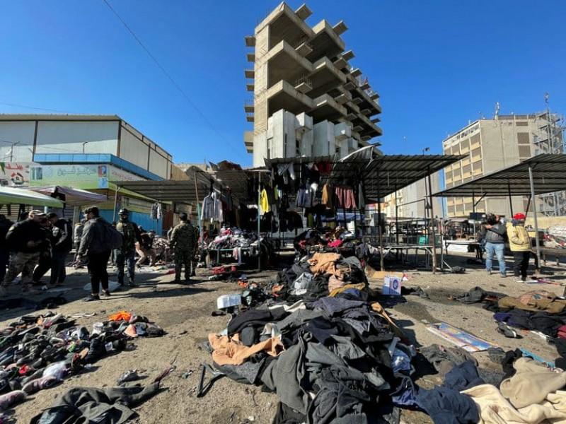 28 muertos tras atentado terrorista en Bagdad