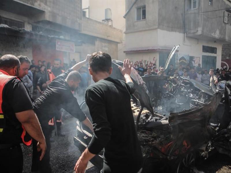 29 palestinos muertos en dos días de enfrentamientos
