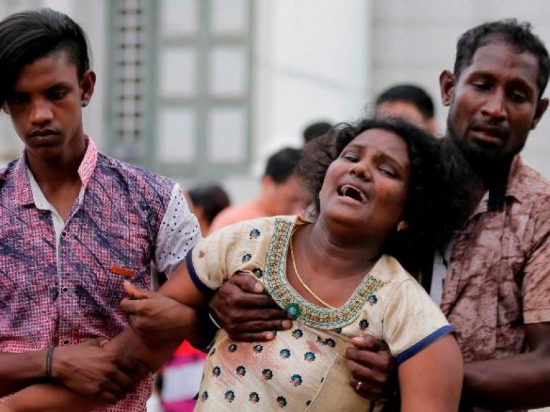 290 muertos y 500 heridos en Sri Lanka