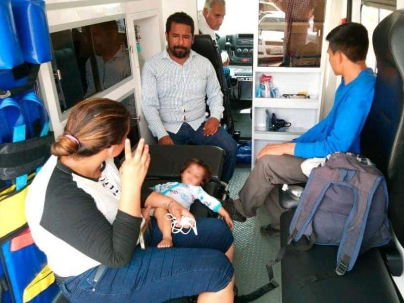 2mil atenciones médicas a migrantes