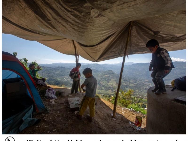 3 años del desplazamiento de 288 familias de Chalchihuitán