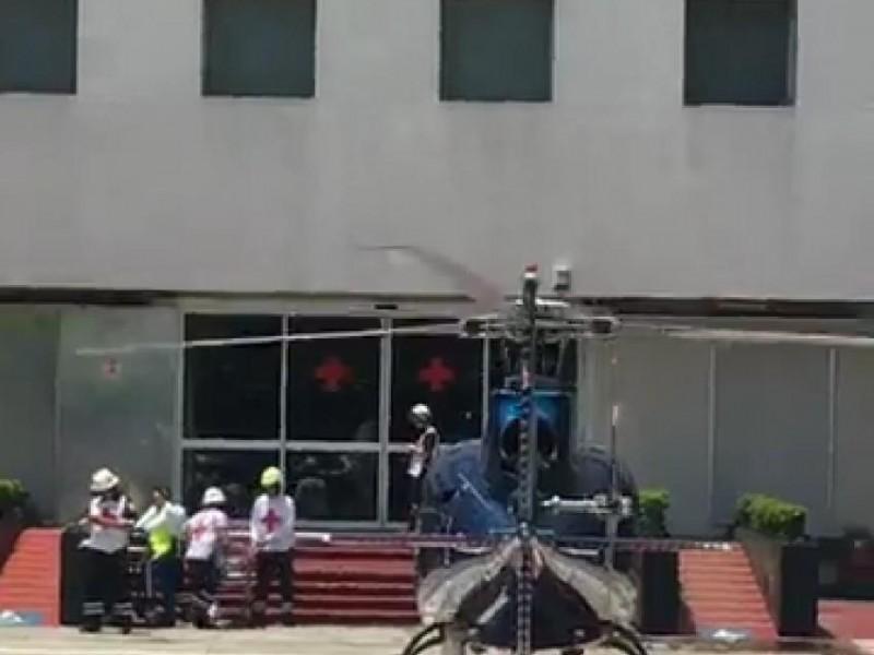 3 menores graves por choque en Carretera Xochimilco-Topilejo