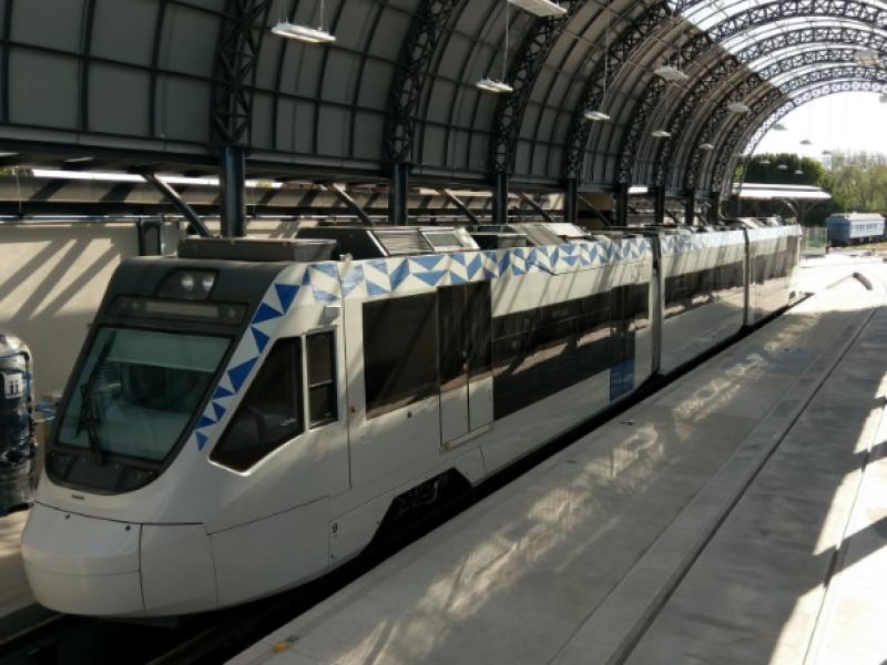 3 meses será gratuito el Tren Turístico