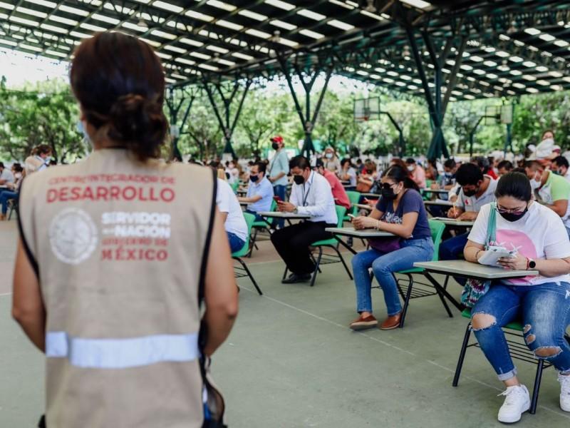 3 mil 500 personas colaboran en Plan de Vacunación Covid
