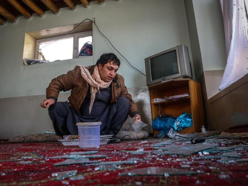 3 muertos y heridos en ataque en Kabul