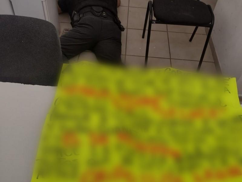 Un policía muerto en ataque de sicarios a caseta.