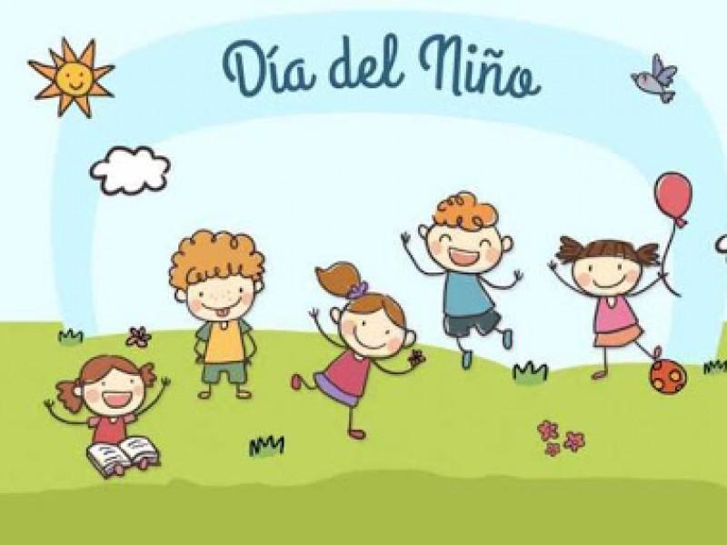 30 de abril, día del niño en México
