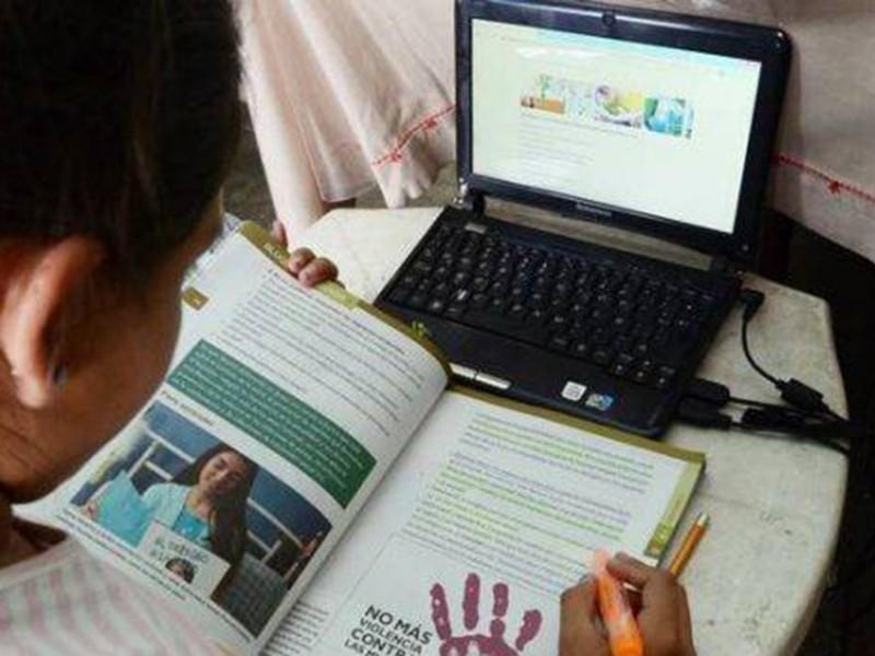 30% de estudiantes desertan por falta de dispositivos ante pandemia
