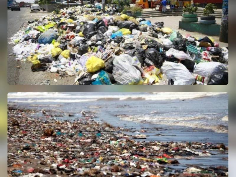 30% de residuos sólidos no son tratados, contaminación inminente