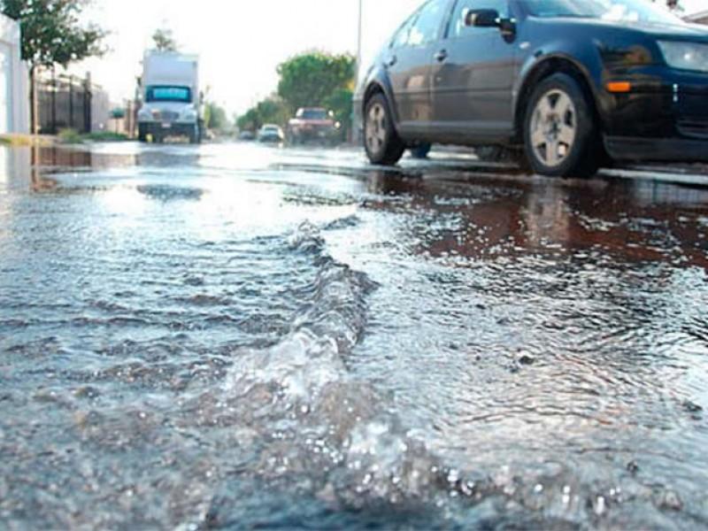 30% del agua en Querétaro se fuga
