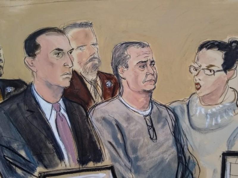 30 días para presentar pruebas contra García Luna
