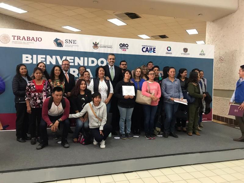 30 mil nuevos empleos para Querétaro