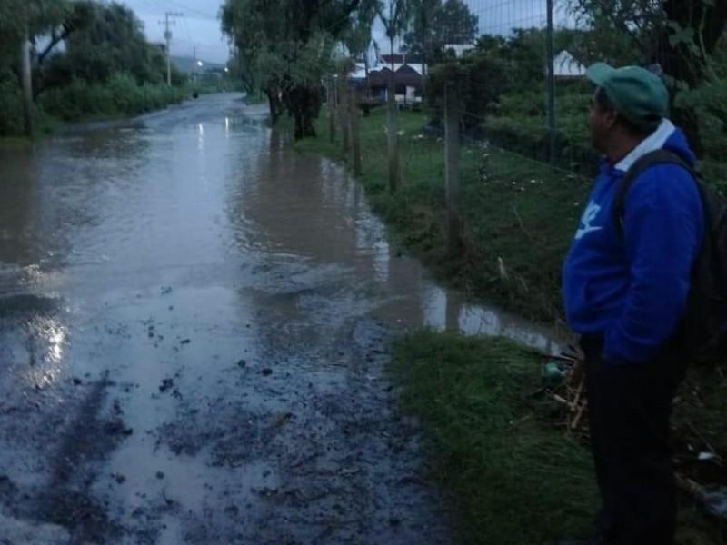 30 puntos en riesgo tras inicio de temporada de lluvias