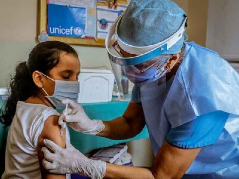 304 menores chiapanecos se han registrado para vacuna antiCOVID