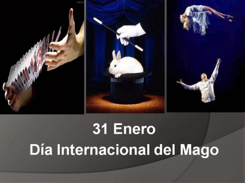 31 de enero, día mundial del mago