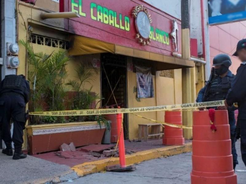 31 muertos por ataque al bar