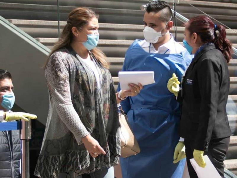 3,160 muertes por Covid-19 en México y 31,522 contagios