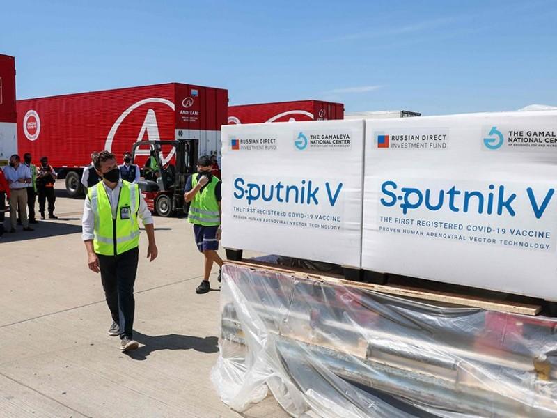 317 casos adversos en vacunados con Sputnik V en Argentina