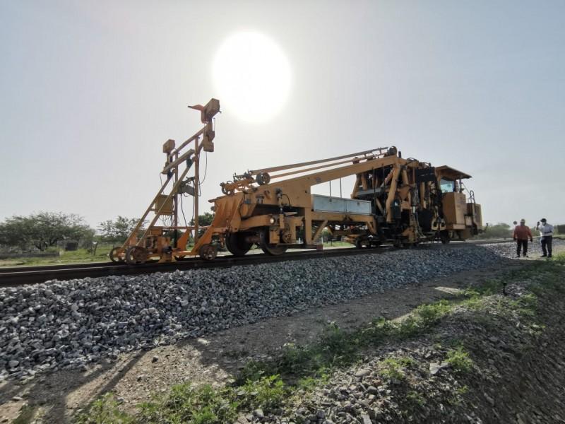 3195 MDP costará la rehabilitación de vías en el Istmo