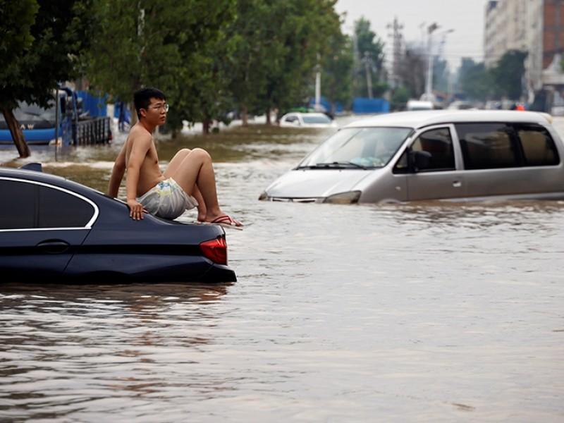 33 muertos por graves inundaciones en China