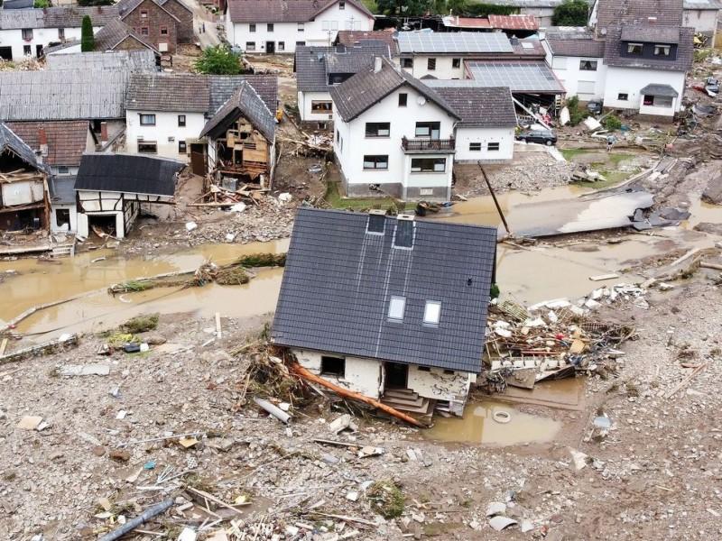 33 muertos y 70 desaparecidos tras fuertes tormentas en Alemania