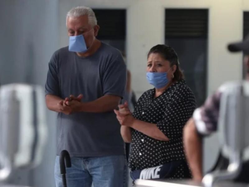 332 muertes por Covid_19 en México y 5014 contagios