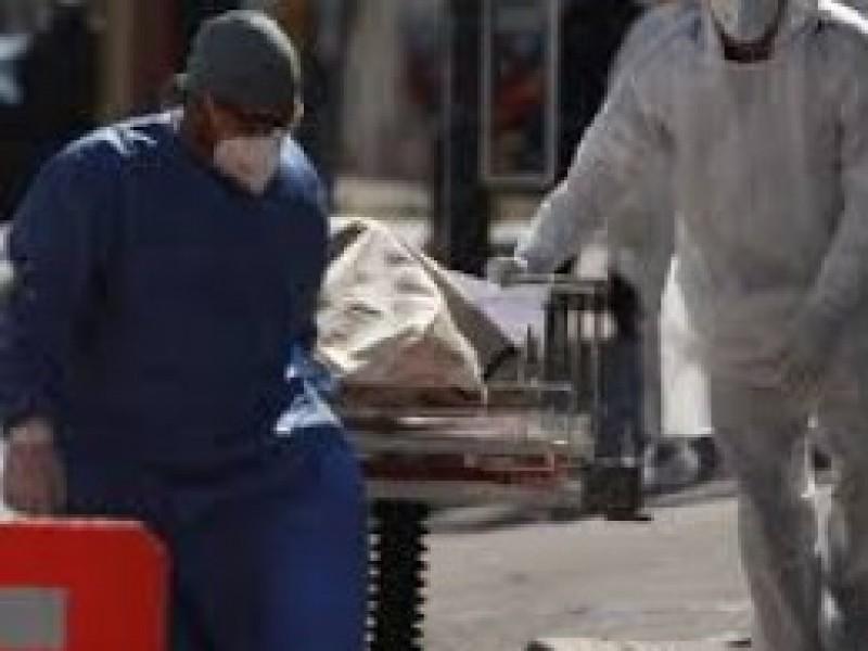 34 fallecimientos registrados en las últimas 24 horas en Sinaloa