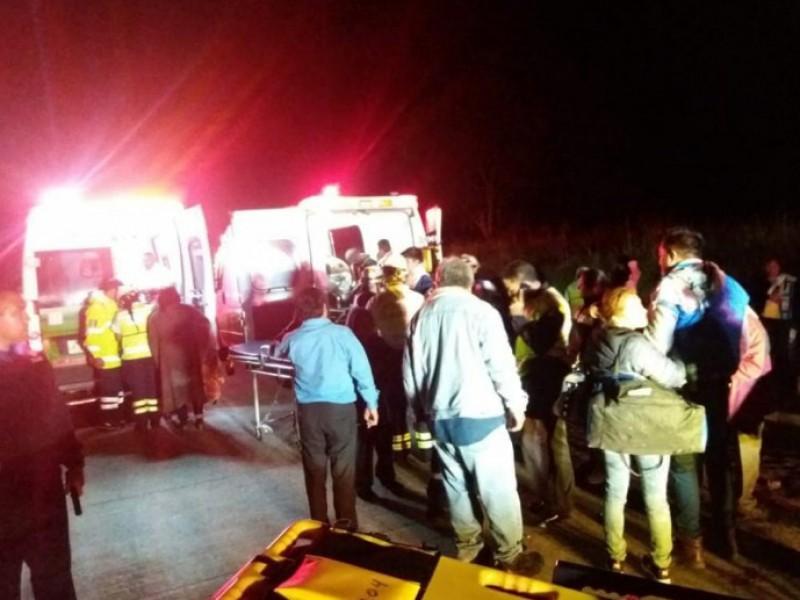Fallece víctima de accidente en la Córdoba-Veracruz