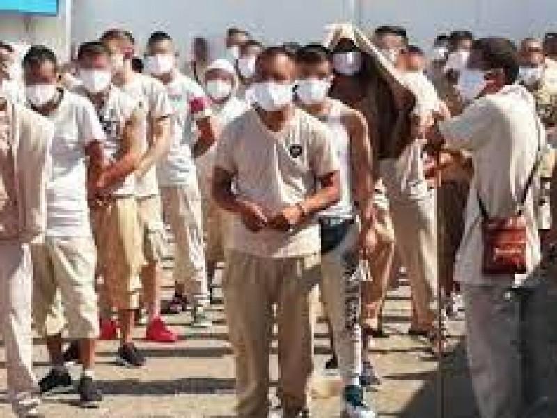 343 contagiados y 40 fallecidos por COVID en reclusorios poblanos