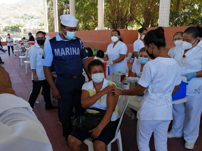 35 mil 369 vacunas de Pfizer llegan a Costa Grande