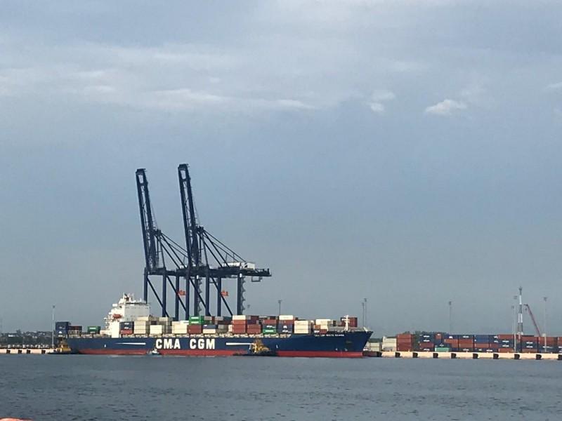 35 mil millones en Ampliación del Puerto Veracruz