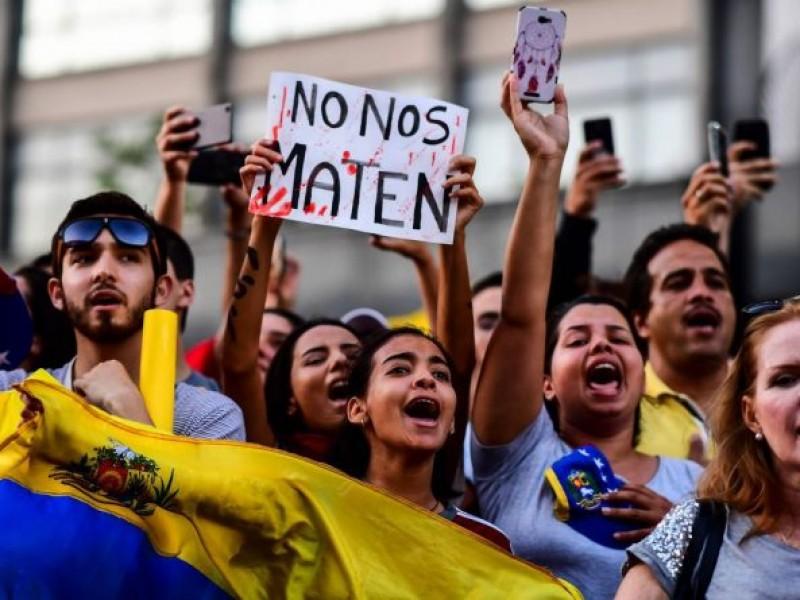 35 muertos por protestas en Venezuela