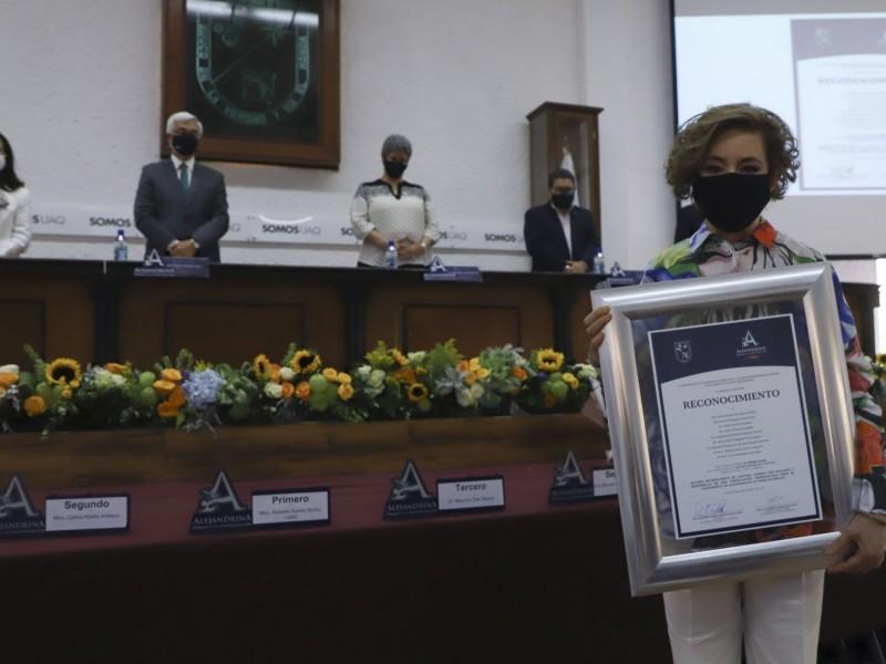 36ª Edición del Premio Alejandrina a la Investigación 2020