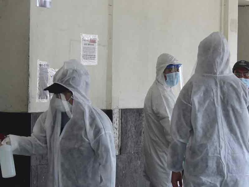 379 internos han dado positivo a coronavirus en Puebla