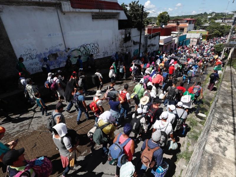388 migrantes fueron rescatados en Tuxtla Gutiérrez