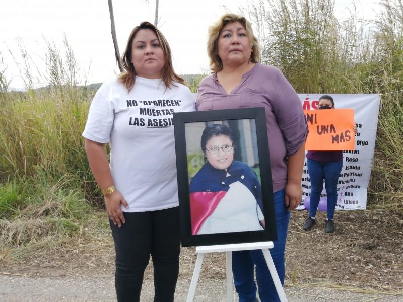 4 años luchando por esclarecer feminicidio de Yuri