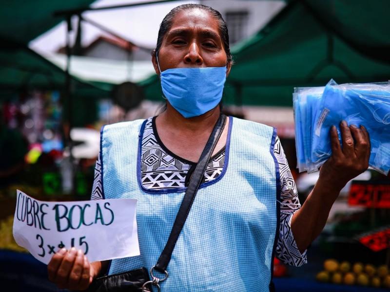 4 mil 797 nuevos contagios de Covid-19 en México