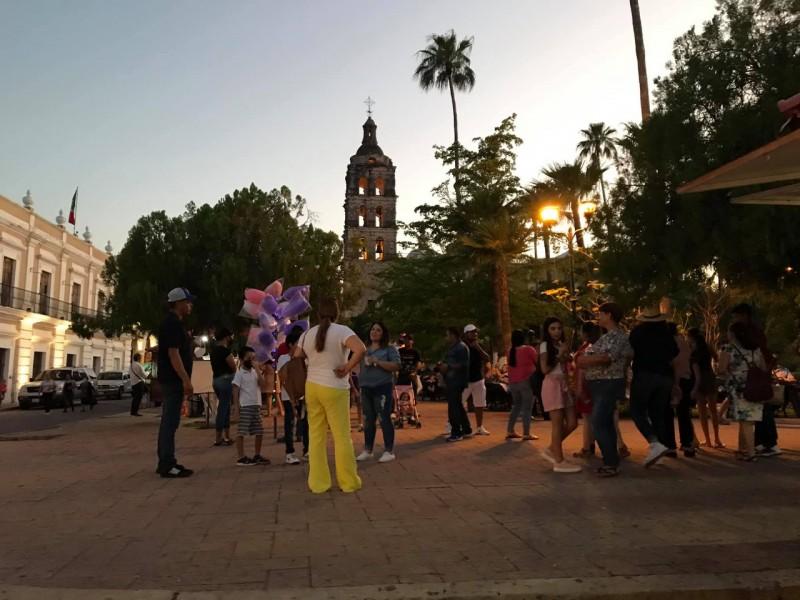 4 mil turistas visitaron Álamos este fin de semana