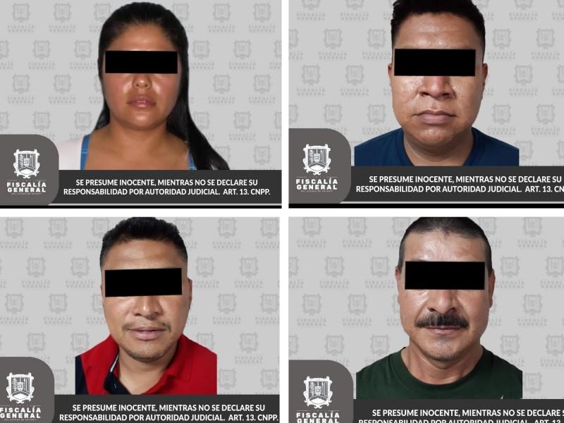 Cuatro policías municipales de SAMAO son detenidos por presunto homicidio