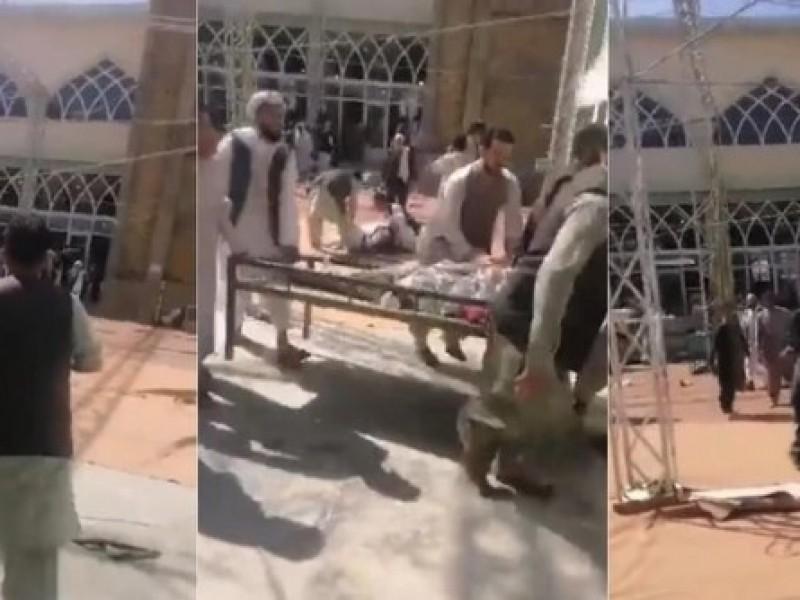 40 muertos tras ataque terrorista en mezquita de Afganistán