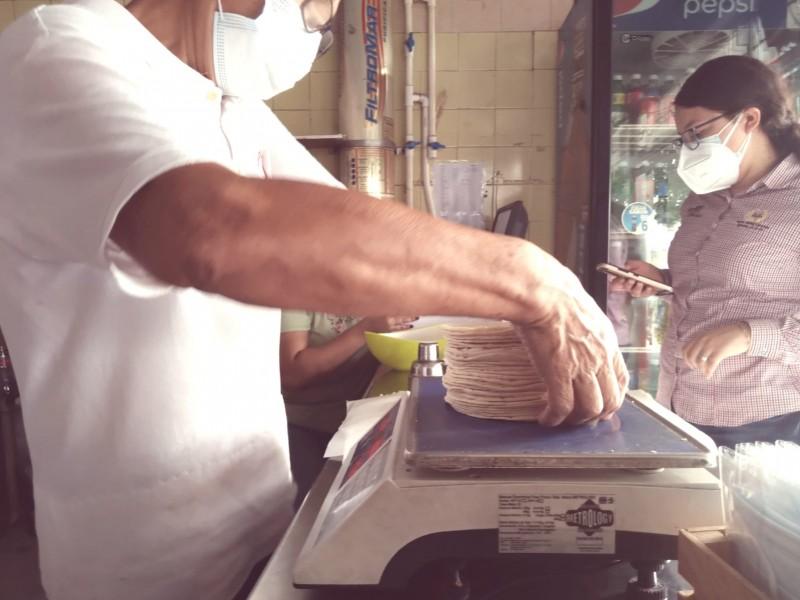40 tortillerías en Sinaloa han cerrado por incremento de insumos