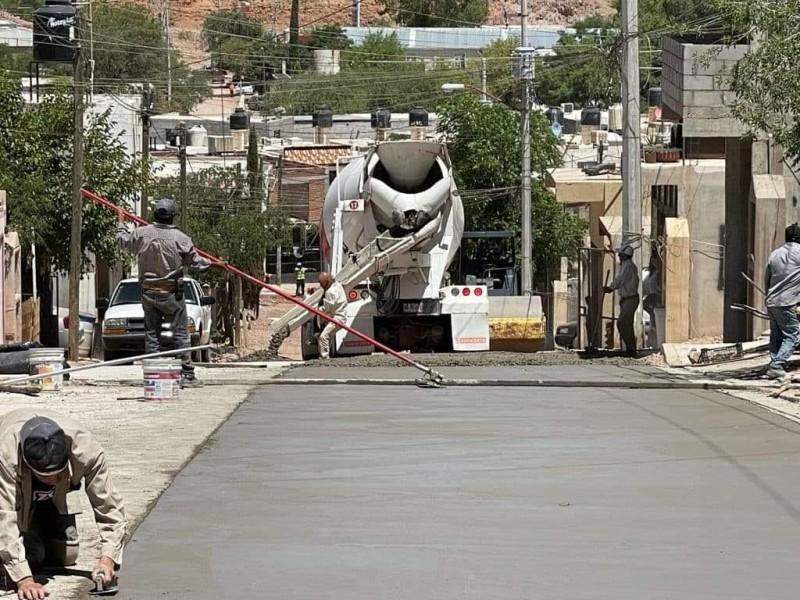 2, 398, 288 pesos costará pavimentación calle conjunto jardín