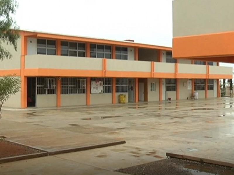 400 millones de pesos se invertiran en la infraestructura educativa