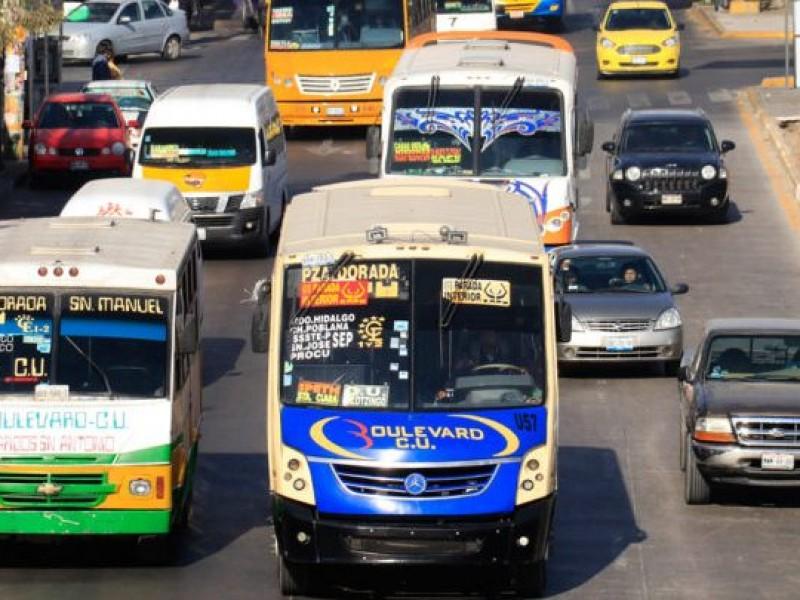 4,000 unidades de transporte público no han cumplido mejoras