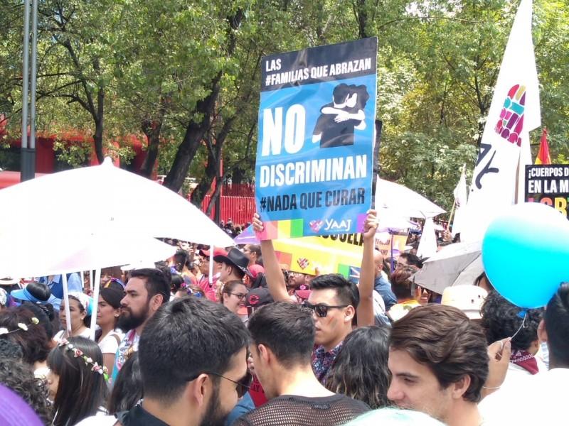 41 marcha del orgullo LGBTTTI
