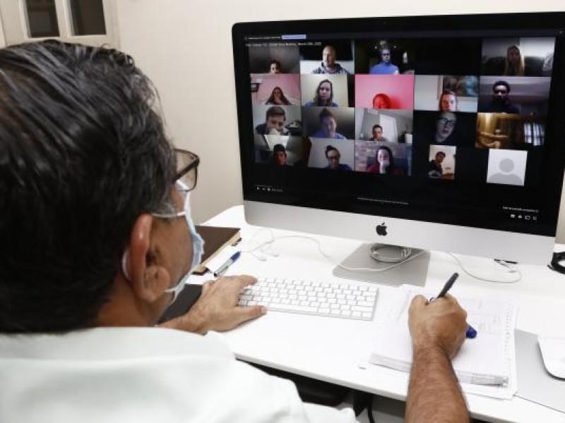 41 mil alumnos de la UAZ regresan a clases virtuales