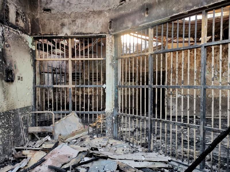 41 muertos tras incendio en prisión de Indonesia