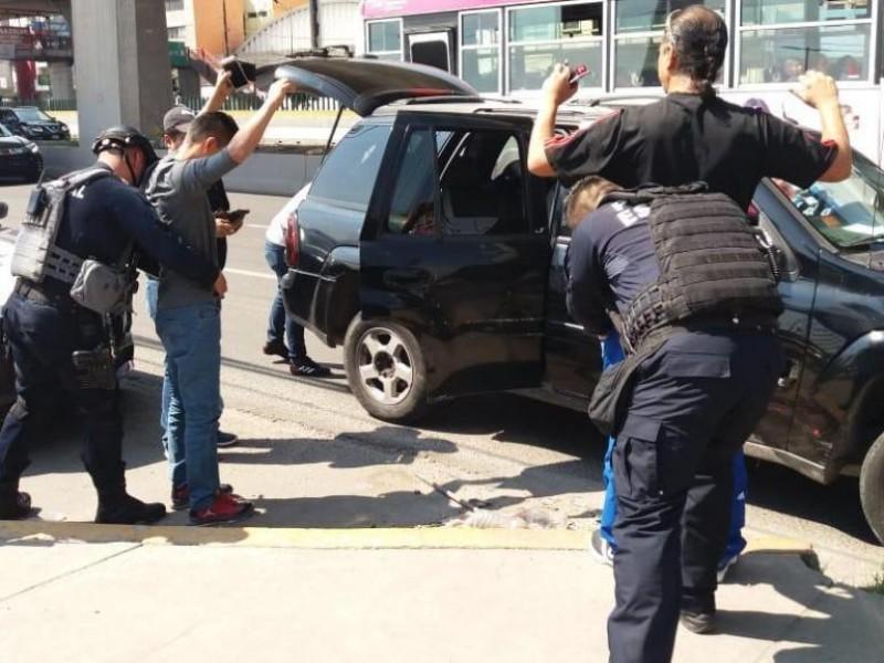 42 detenidos por Operativo 'rastrillo' en Edomex